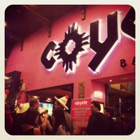 Photo taken at Coyote Bar & Grill by chopchopcurrypok on 3/3/2012