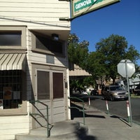Photo taken at Genova Bakery by Barbara G. on 6/14/2012