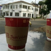 Photo taken at Juan Valdez Café by John A. on 7/29/2012