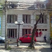 Foto diambil di Aconcagua Hostel oleh Rodrigo S. pada 4/11/2012