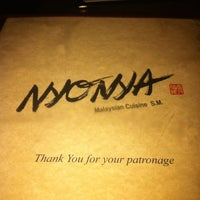 Photo taken at Nyonya by Michael K. on 4/6/2012