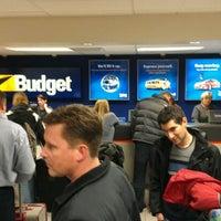 Photo taken at Budget Car Rental by Thomas H. on 2/17/2012