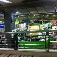 Photo taken at Supermercados Nacional by Manuel V. on 4/4/2012