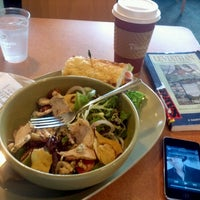 Photo taken at Panera Bread by Zach A. on 8/27/2012
