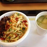 Photo taken at Teriyaki Express by Kota U. on 4/17/2012