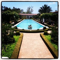 Photo taken at J. Paul Getty Villa by anzu on 7/6/2012