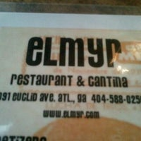 Photo taken at Elmyr Restaurant & Cantina by Jennah S. on 3/22/2012