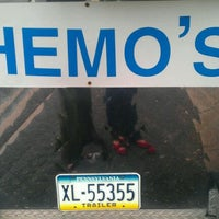 Photo taken at Hemo's by Maria R. on 5/9/2012