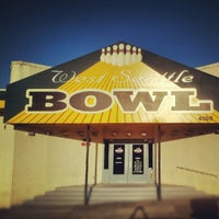 Photo taken at West Seattle Bowl by Adam C. on 8/25/2012