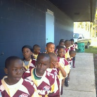 Photo taken at Westside Football League by April M. on 9/8/2012