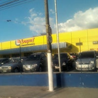 Photo taken at Supermercados Lopes by Philipp S. on 8/15/2012