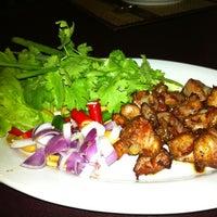 Photo taken at Rajawatee restaurant by Marc P. on 4/5/2012