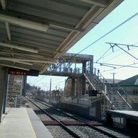 Photo taken at Metro Valparaiso - Estación El Salto by Geneviève V. on 4/24/2012