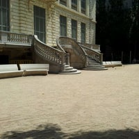 Photo prise au Jardins del Palau Robert par Helion W. le6/1/2012