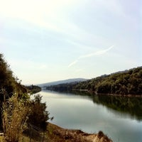 Photo taken at Crystal Springs Dam by Kimberly H. on 4/9/2012