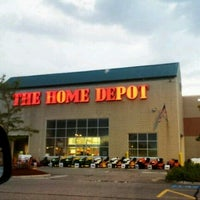 Photo taken at The Home Depot by Elizabeth H. on 8/12/2012