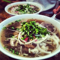 Photo taken at Pho Bang New York by Jennifer L. on 6/10/2012