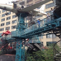 Photo taken at City Museum by Craig M. on 8/25/2012