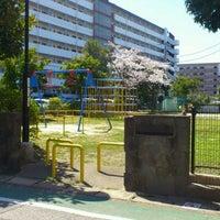 Photo taken at やまぶき公園 by shunkit2 @. on 4/7/2012
