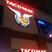 Photo taken at Taco Mac by Lon P. on 6/7/2012