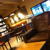 Photo taken at Starbucks by Adrian G. on 4/13/2012