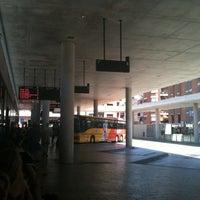 Photo taken at Lloret de Mar Bus Station by Olga G. on 8/10/2012