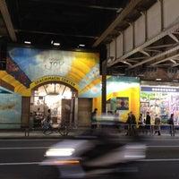 Photo taken at Okachimachi Station by yasuda0510 on 3/15/2012