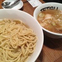 Das Foto wurde bei Tsukemen Tetsu von Chitoku Y. am 6/7/2012 aufgenommen