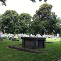 Photo prise au Copp's Hill Burying Ground par Timothy S. le8/12/2012