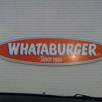 Photo taken at Whataburger by Qedrin on 4/7/2012
