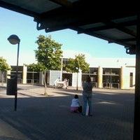 Photo taken at Metro Pontinha [AZ] by Antonio R. on 7/6/2012