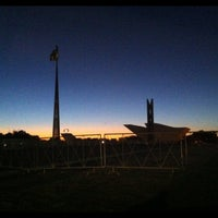 Photo taken at Praça dos Três Poderes by Fernanda M. on 8/2/2012