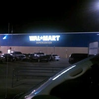 Photo taken at Walmart Supercenter by Andrew B. on 8/16/2012