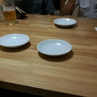Photo taken at あかちょうちん 湯川店 by hetare 5. on 8/23/2012