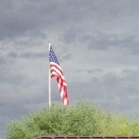 Photo taken at Desert Vista Dog Park by Michael C. on 7/4/2012