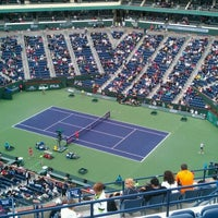... Photo Taken At Indian Wells Tennis Garden By John T. On 3/18/ ...