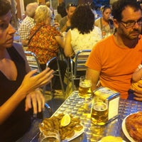 Photo taken at Bar Restaurant Can Daniel by Oriol L. on 7/17/2012