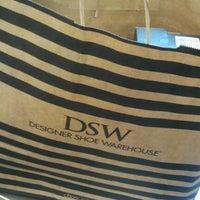 Photo taken at DSW Designer Shoe Warehouse by Terri L. on 5/14/2012