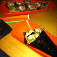 Foto tirada no(a) Kony Sushi Bar por Samantha P. em 5/2/2012