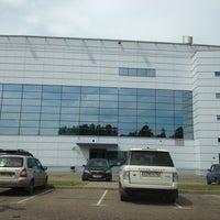 Photo taken at Арена 2000 Локомотив / Arena 2000 Lokomotiv by Андрей on 7/6/2012
