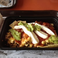 """Photo taken at Mighty Taco by """"The Original"""" G. on 8/10/2012"""