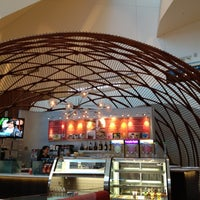 Photo taken at The Pods By Wolfgang Puck by Alex M. on 7/9/2012