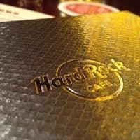 Das Foto wurde bei Hard Rock Cafe Munich von Anela G. am 3/12/2012 aufgenommen