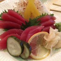 Photo taken at Mikado Japanese Cuisine by Jeff F. on 3/4/2012