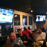 Photo taken at Stadium North Sports Bar & Grill by Chuck C. on 3/16/2012