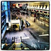Photo taken at Terminal A by Jennifer H. on 8/13/2012