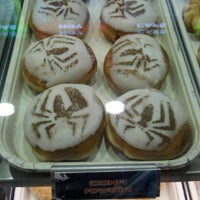 Photo taken at Krispy Kreme by Jorge R. on 7/20/2012