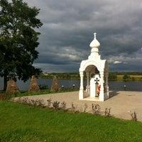 Снимок сделан в Невская Дубровка пользователем Alexander P. 8/9/2012