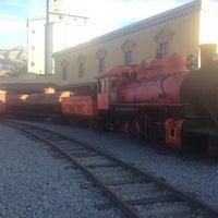 Foto tomada en Estación de Tren Chimbacalle por Andre P. el 8/25/2012