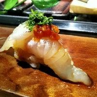 Photo taken at Sushi Ran by Christen D. on 8/18/2012
